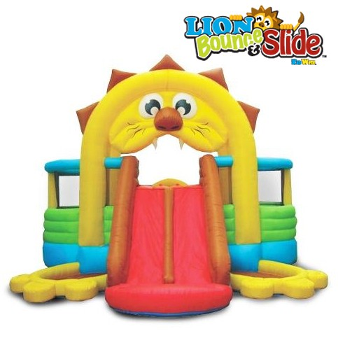 Lion's Den Bounce House