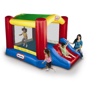 Little Shady Jump 'n slide bouncer for kids