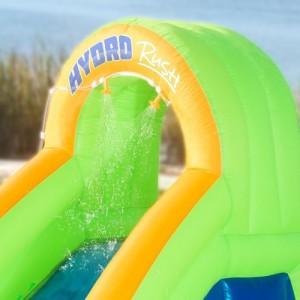 hydro rush water slide