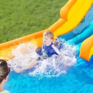 spray and splash 2 inflatable pool